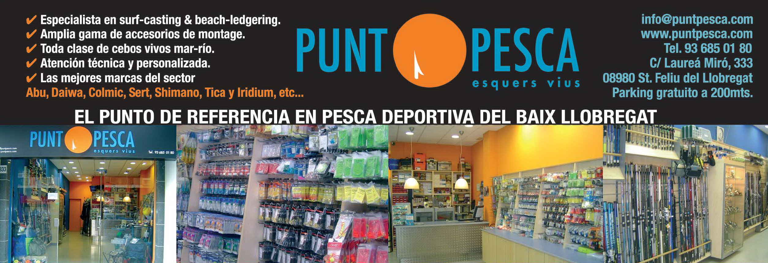 ZX PUNT PESCA